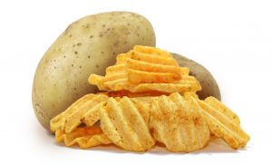 Aardappelverwerkende