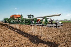 AMAZONE UX SmartSprayer: Spot Farming in de praktijk