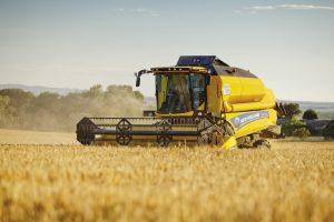 CNH kent grote stijging productievolumes oogstmachines