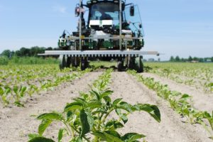 Aanpak van aardappelopslag met 'Garford-precisie'